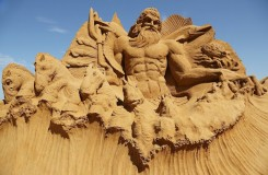 ABGESAGT - Sandskulpturen 2020